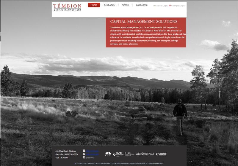 Tembion Capital Management, LLC